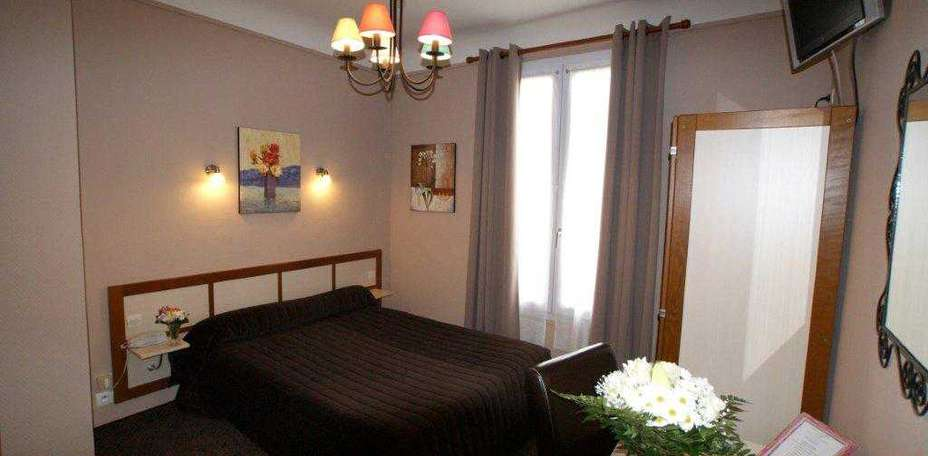Htel Chatillon Paris Montparnasse - 