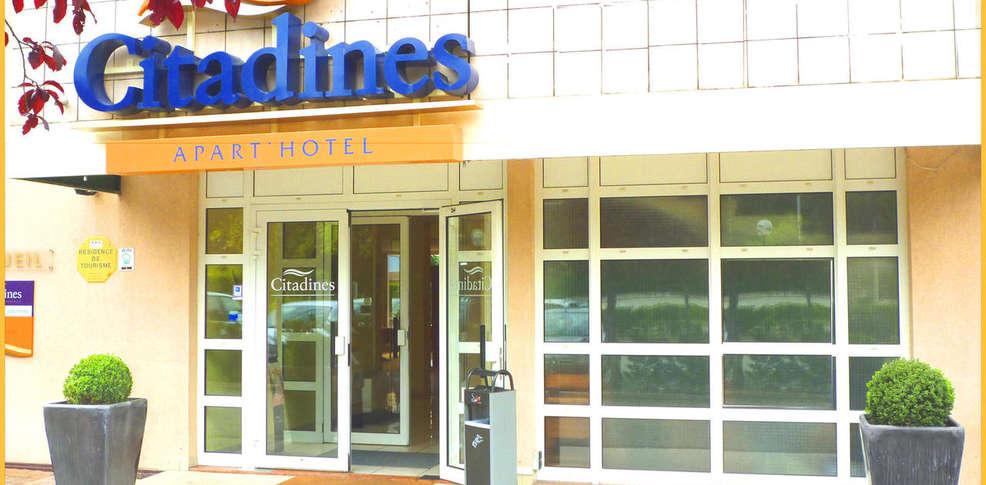 Apart 39 hotel citadines gen ve ferney voltaire h tel de for Apart hotel citadines