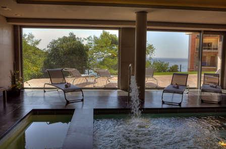 Escapada de Lujo con vistas al mar y Bienestar en La Costa Brava