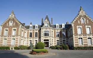 Week-end familiale au Château Tilques avec visite de la Coupole et du Planétarium