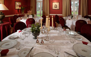 Offre spéciale : Week-end avec dîner dans un château à Saint-Omer