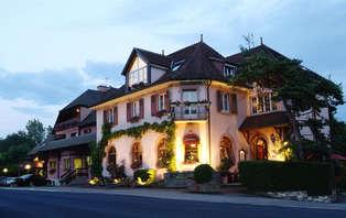 Offre spéciale: Week-end détente dans un hôtel de charme près de Bâle