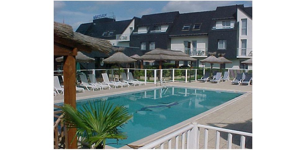 Week end saint nazaire 44 week end saint nazaire for Hotel piscine interieure paca