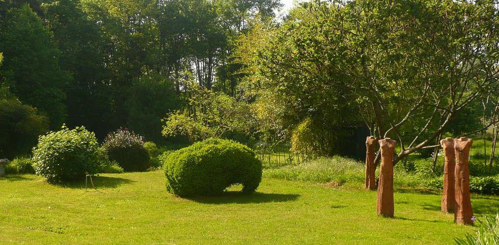 H tel domaine des forges de la vache h tel de charme la - Jardin suspendu brussels montpellier ...