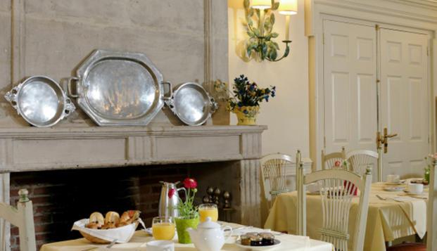 Week-end gastronomique en amoureux en chambre deluxe pr�s du Touquet