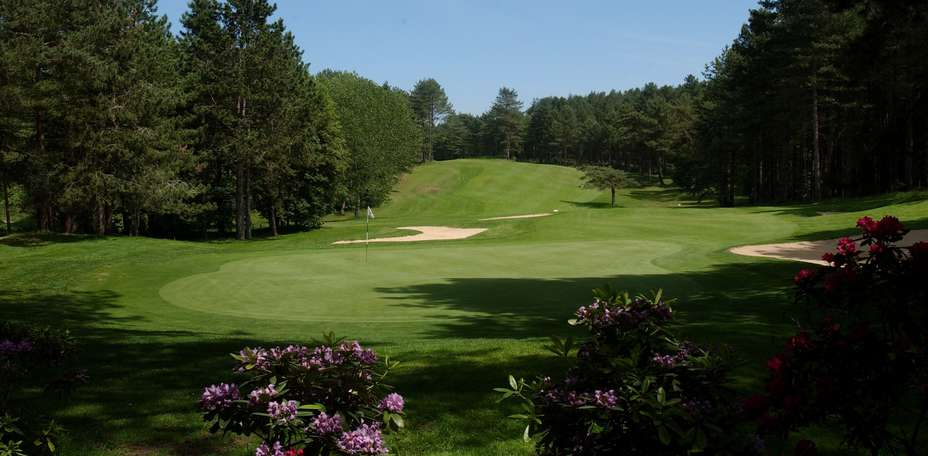 Htel du Parc - Hardelot - Golf