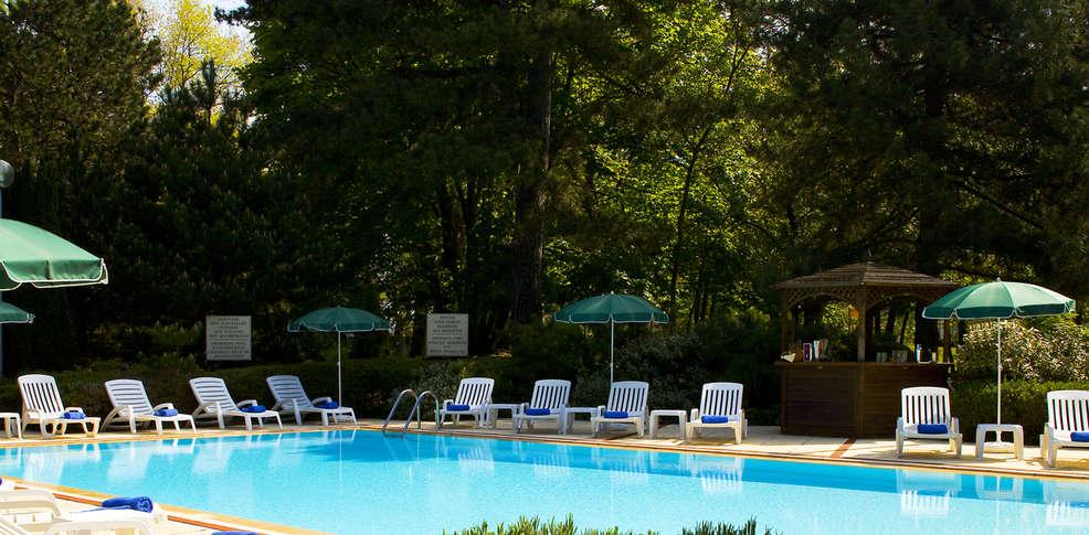 Week end hardelot 62 week end d tente en chambre twin for Hotel piscine interieure paca