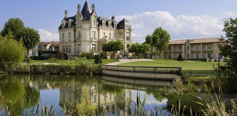 Chateau Hotel Espagne