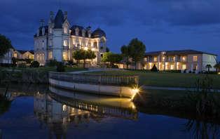 Week-end détente & spa dans un château**** à Saint-Emilion
