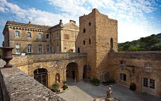 Week-end dans un château 4* près d'Avignon