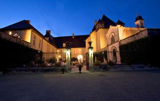 Week-end détente & SPA en suite dans un château du Beaujolais