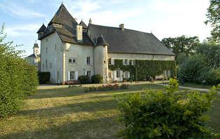 Week-end en suite dans un château de Beaujolais