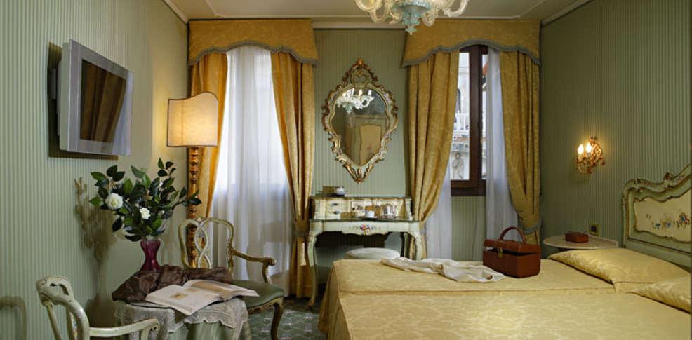 hotel concordia h tel de charme venise. Black Bedroom Furniture Sets. Home Design Ideas