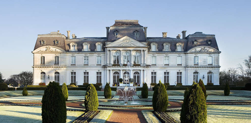 Hotels Chantilly  Etoiles