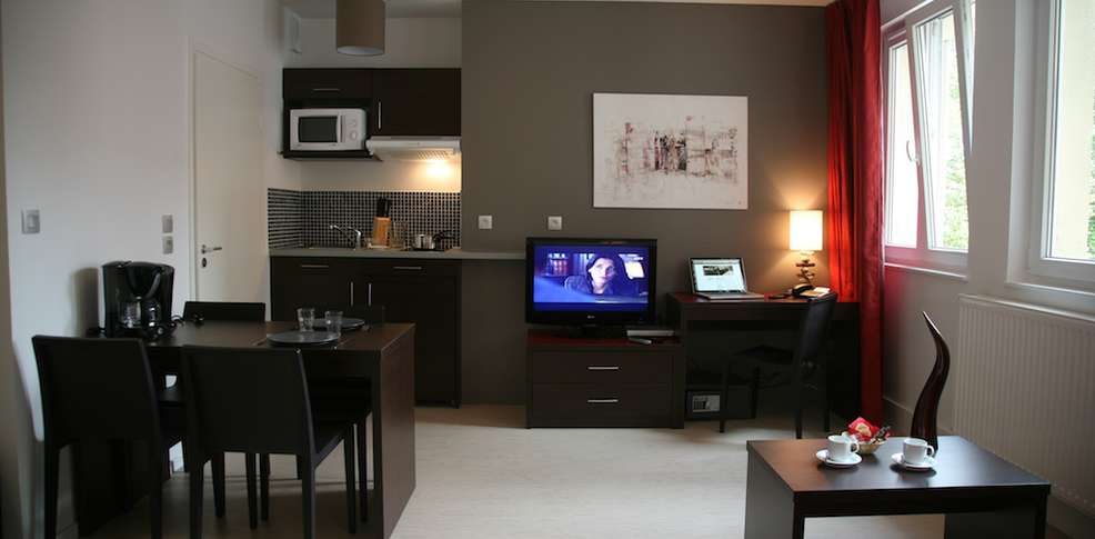Htel LILLE - Aparthotel Adagio Access Lille Vauban