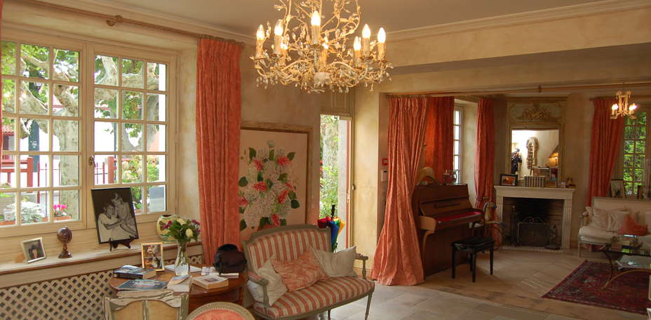 Villa Catarie - Salon