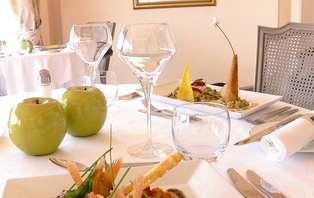 Week-end détente avec dîner (3 plats)  à Sainte-Maxime