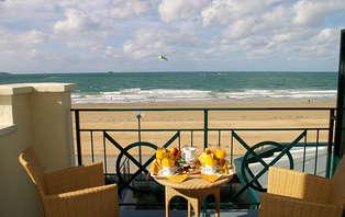 Farniente, plage et dîner à Saint-Malo,