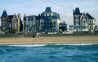 Offre spéciale : Week-end avec dîner à Saint-Malo