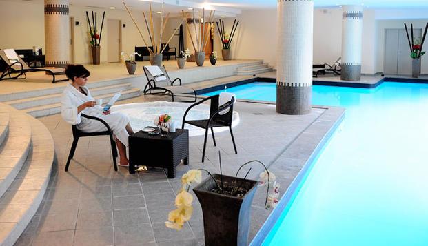Week-end de luxe en chambre sup�rieure � Pau