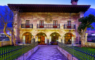 Escapada romántica en un palacio cántabro del siglo XVIII