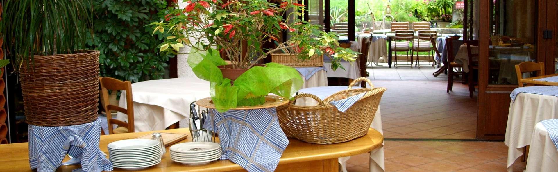 Auberge d'Anthy - Restaurant