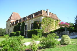 Manoir du Grand Vignoble - Faade de l'tablissement