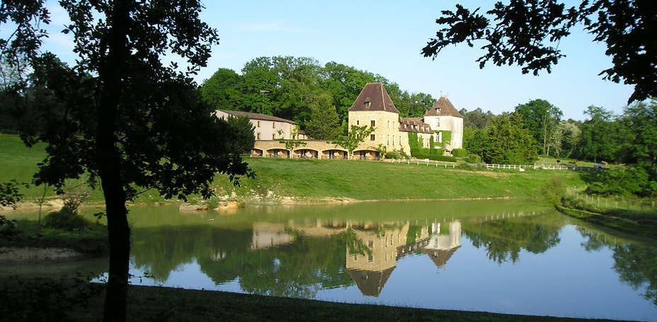 Manoir du Grand Vignoble - Paysage