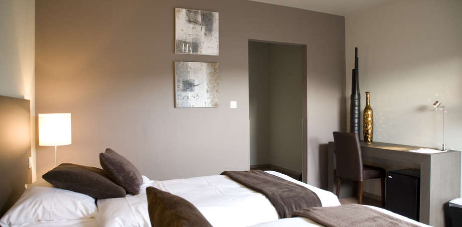 Eurotel Lanaken - Different Hotels - Chambre standard
