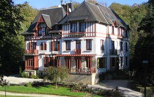 Speciale aanbieding: weekend inclusief diner in Bagnoles-de-l'Orne