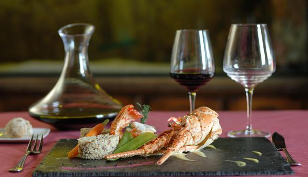 Week end gastronomique � Lauzerte
