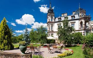 Week-end détente dans un château au coeur de l'Alsace