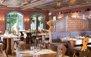 Offre spéciale : Week-end détente avec dîner dans un château au coeur de l'Alsace
