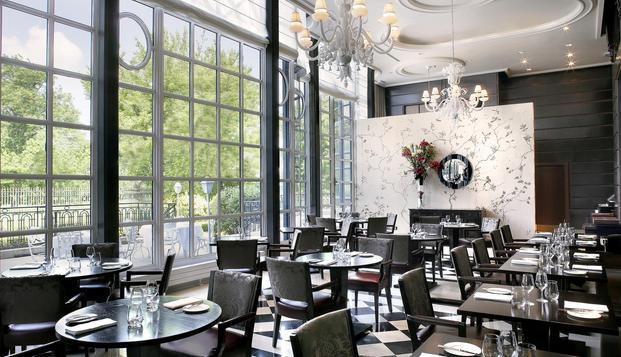 Week-end bien-�tre avec diner en chambre classique � Versailles