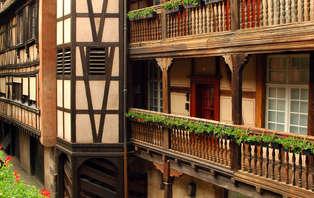 Offre Spéciale : Escapade culturelle avec surclassement offert au coeur de Strasbourg