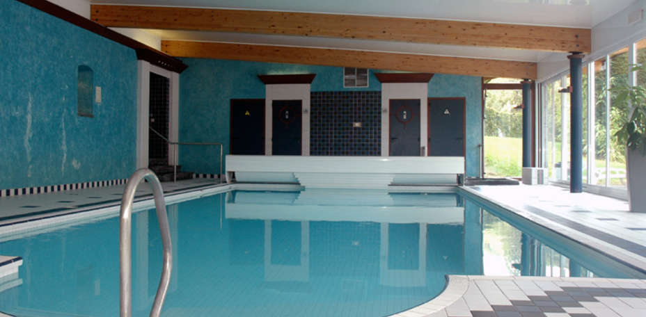 Best Western Dinant Castel de Pont-a-Lesse - Piscine intrieure