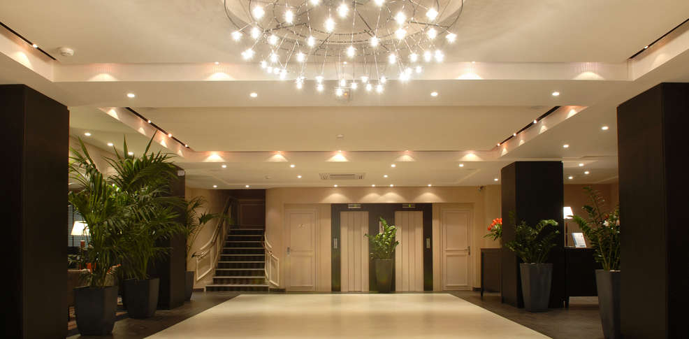 Hotel Icon Foyer : H�tel le cannes palace de charme