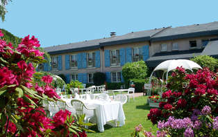Speciale aanbieding: Weekendje weg met diner in Saint-Martin-du-Vivier