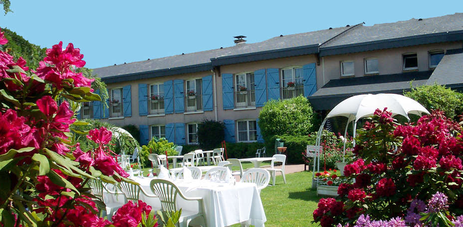 Quality Hotel la Bertelire  - Terrasse
