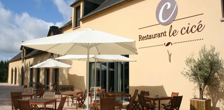 Domaine de Cice Blossac Golf Resort Spa - Restaurant