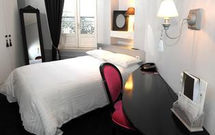 Promotion spéciale été : week-end dans un élégant hôtel en plein cœur d'Angers (2 nuits)