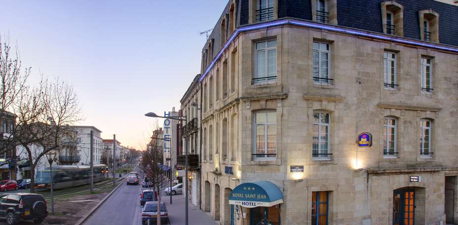 Best Western Royal Saint Jean  - Façade