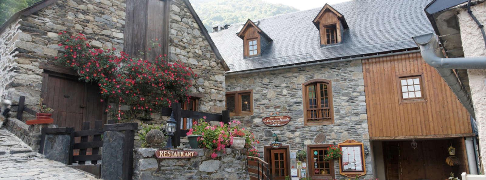 La Grange aux Marmottes  - Façade