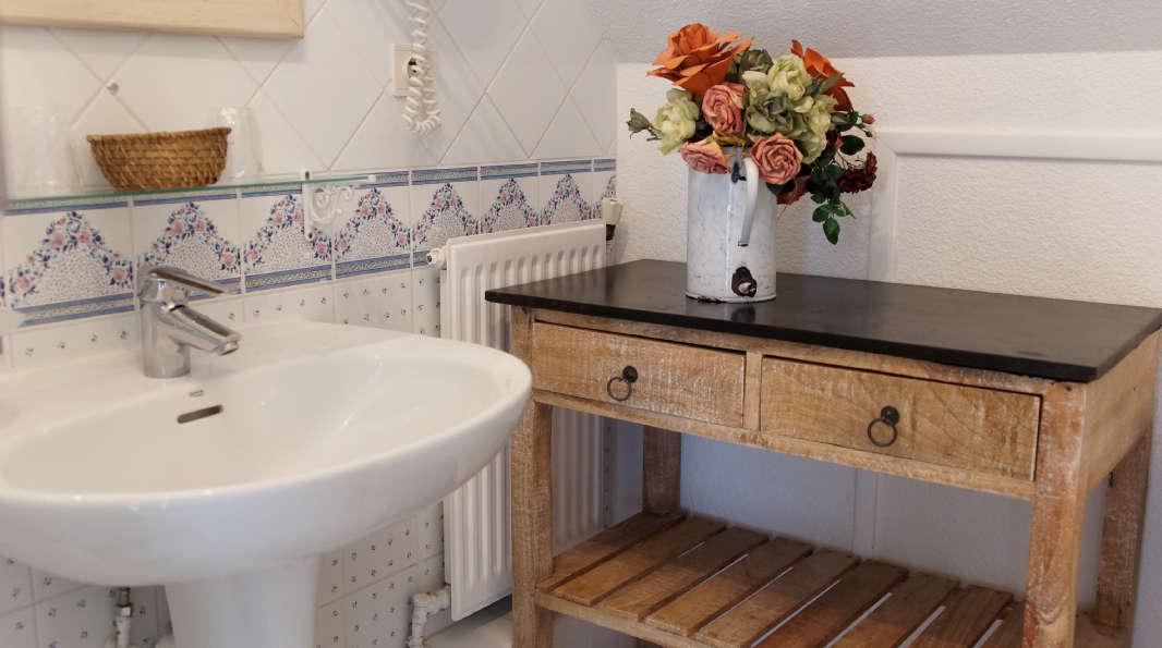 La Grange aux Marmottes  - Salle de bain