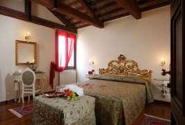 Hotel Villa Gasparini - Chambre deluxe