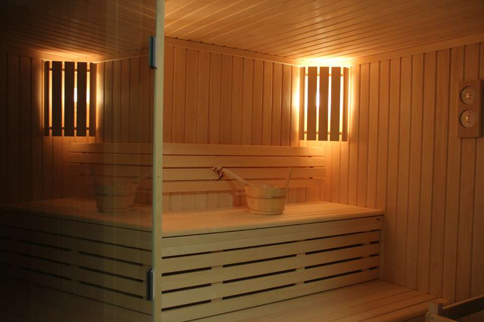 Best Western La Joliette - Sauna