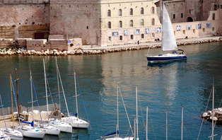 Week-end 5 étoiles au coeur de Marseille