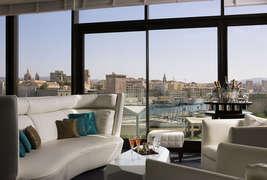 Sofitel Marseille - Vue de l'hôtel