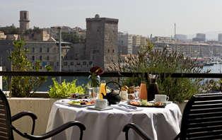 Week-end avec dîner à Marseille