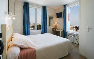 Weekend in een superior kamer aan zee in le Tréport